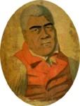 Oil portrait of Kamehameha the Great